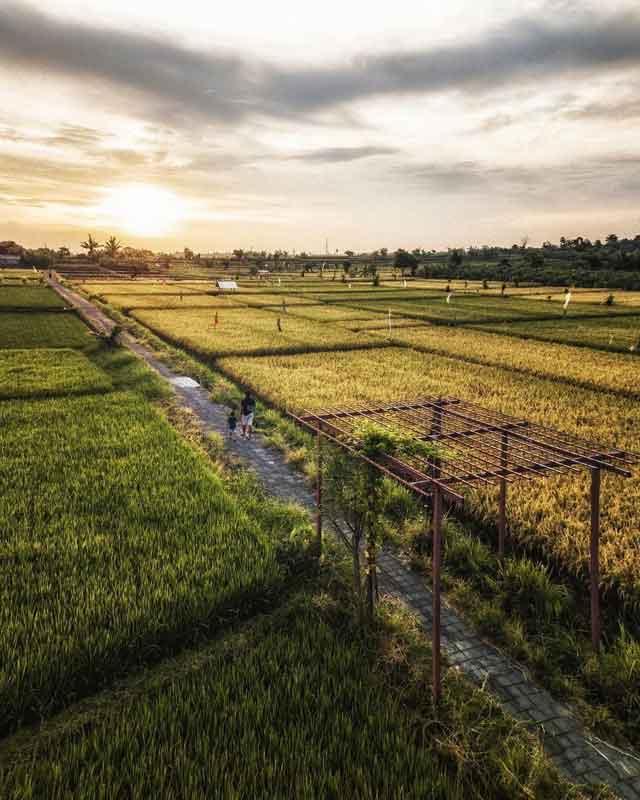 jogging track anggabaya bali