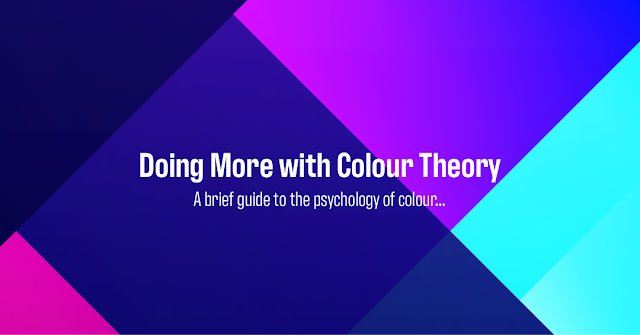 Doing more with colour theory image and text