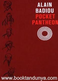 Alain Badiou - Pocket Pantheon (Eng)