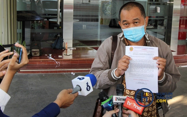 MAKI Harap KPK Telusuri soal Inisial Nama-nama Ini di Kasus Djoko Tjandra