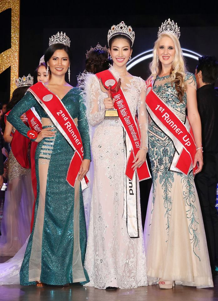 the pageant crown ranking miss mrs world noble queen international 2017. Black Bedroom Furniture Sets. Home Design Ideas