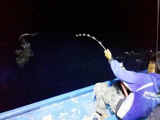 Menaklukan monster laut dalam