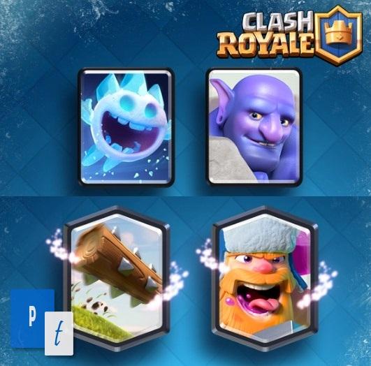 Update Tambahan Arena, Kartu, dan Fitur Turnamen Terbaru Clash Royale