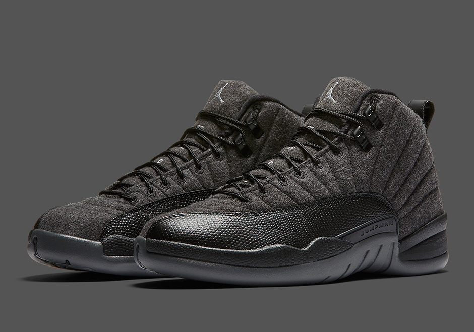 856cee9075f The Air Jordan 12 has already had a major year throughout 2016 thanks to  the likes of the French Blue, Flu Game, and special edition 'Wings'  renditions all ...