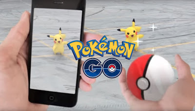 spesifikasi smartphone android dan ios untuk bermain pokemon go