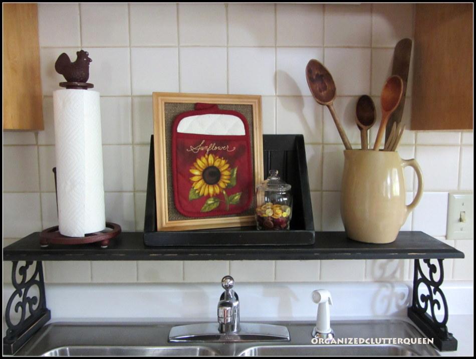 Framing A Potholder