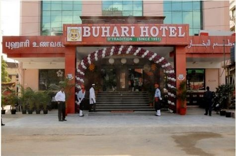 Buhari Hotels and Restaurants Discovered in India (Photos)
