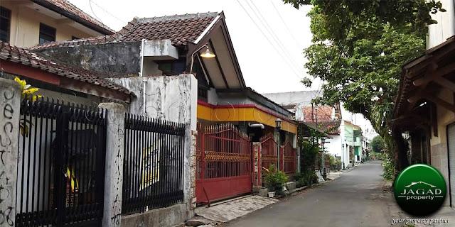 Rumah 2 Lantai Dijual dekat Jogja Bay