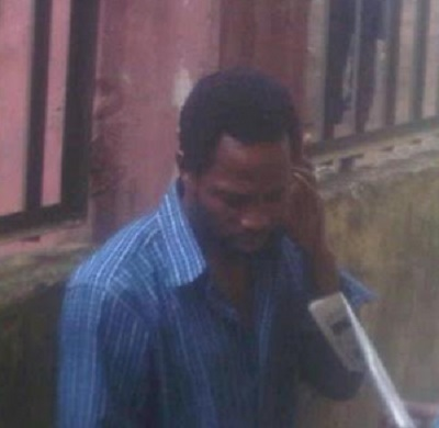 See Face of Banker Arrested While Trying to Withdraw Dead Customer's N23m (Photo)
