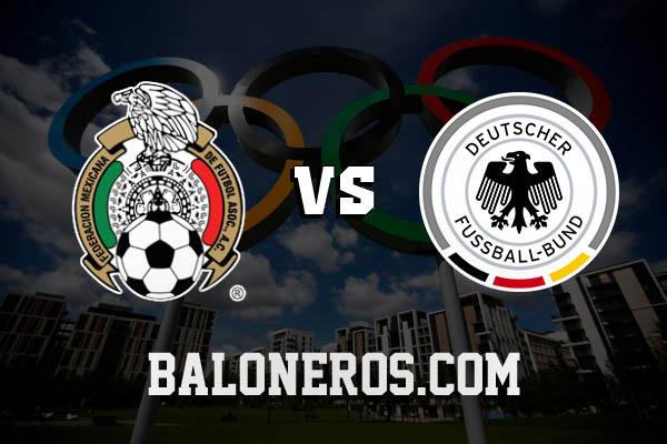 México vs Alemania - Rio 2016