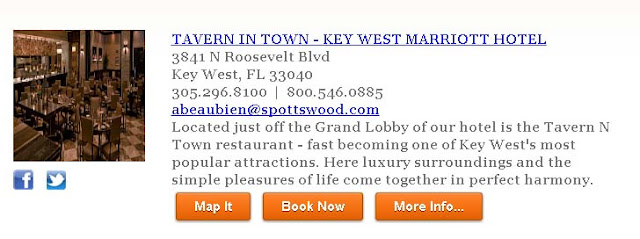Key West restaurant