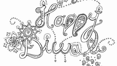 diwali drawings trendydose.com