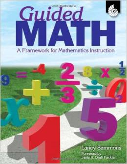 http://www.amazon.com/Guided-Math-Framework-Mathematics-Instruction/dp/1425805345/ref=sr_1_1?ie=UTF8&qid=1400206063&sr=8-1&keywords=guided+math