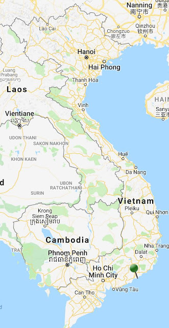 pin point map mui ne vietnam