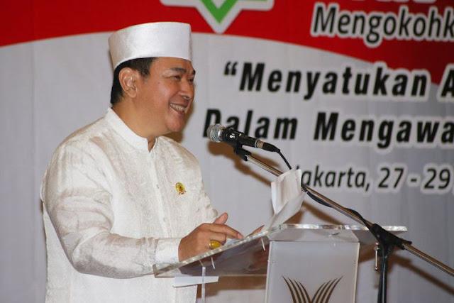 Pilih Jokowi atau Prabowo, Tommy Soeharto: Tergantung GNPF