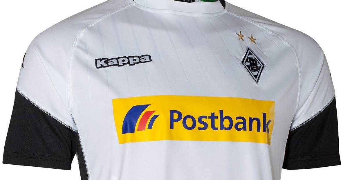 b199df5b22103 Confira a nova camisa do Borussia M gladbach para temporada que vem -  Alemanha Futebol Clube