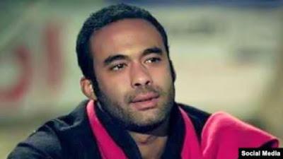 وفاة الممثل الشاب  المصري هيثم أحمد زكي