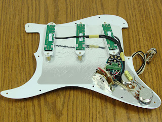 Duncan Everything Axe Pickguard for Strat ~ Stratocaster Guitar Culture | Stratoblogster