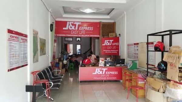 Alamat & Nomor Telepon Kantor J&T Kab Aceh Utara