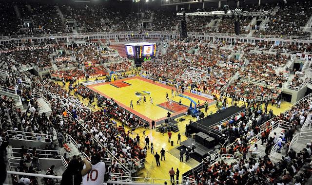 Arena da Barra será palco da semi-final da LSB [João Pires/LNB]
