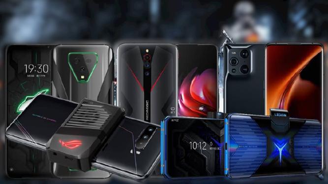 قائمة أقوى و أفضل هواتف الالعاب 2021 تأتي بمواصفات خرافية قادرة على تشغيل أحدث الألعاب مثل  PUBG و Call Of Dutty و FIFA Mobile 2021 وغيرها الكثير بجودة عالية