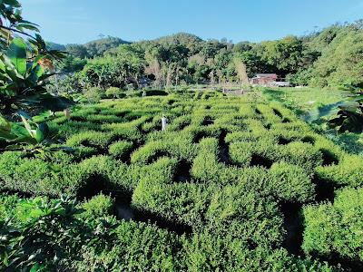 Taman Labirin Kampoeng Sawah