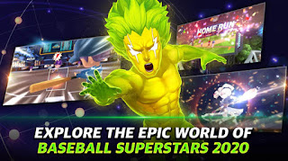 Baseball Superstars 2020 Apk Terbaru