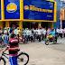 Motoristas e cobradores protestam no centro de Itabuna