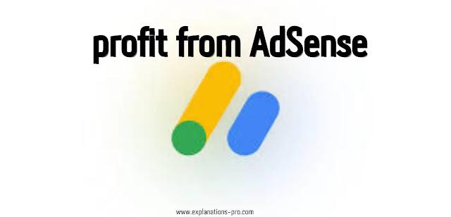 profit from AdSense