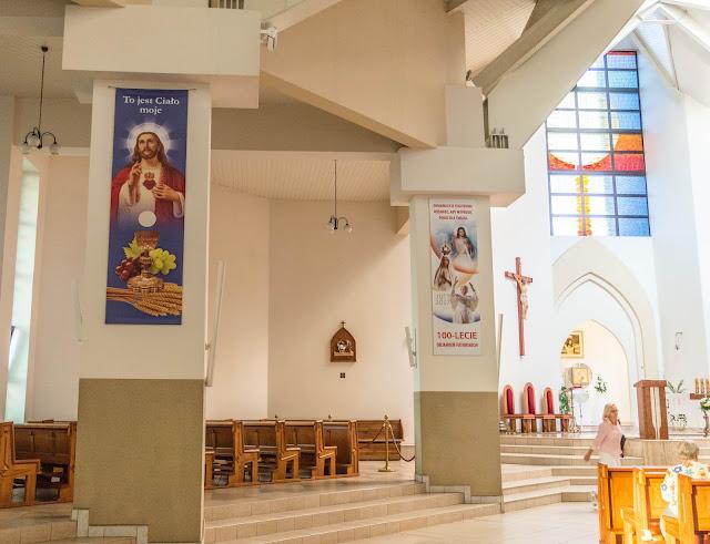 Parafia-rzymskokatolicka-Nawrócenia-św.-Pawła-Apostoła-Pyskowice-kosciol