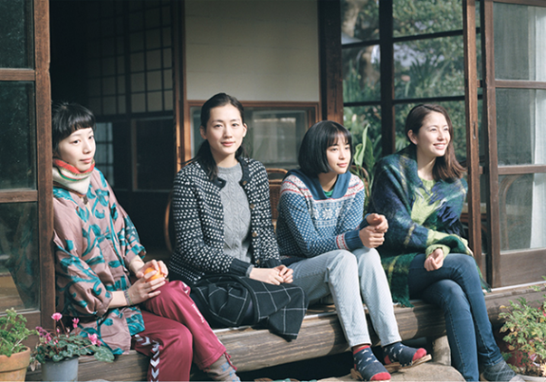 Our Little Sister, de Hirokazu Koreeda