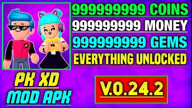 Pk xd latest version 0.24.2 everything unlocked