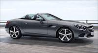 Đánh giá xe Mercedes SLC 200 2019
