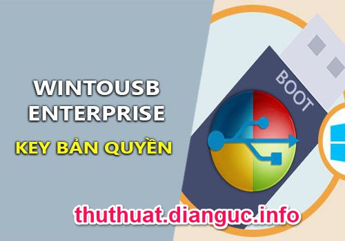 Download WinToUSB Enterprise 4.1 Full Cr@ck