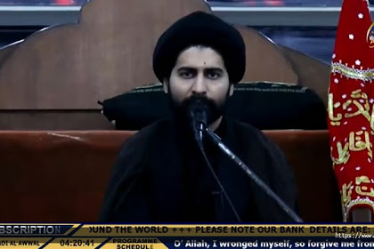 Frekuensi Ahlebait TV Networks Channel Dakwah Islam