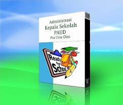 Format Administrasi Kepala Sekolah PAUD/TK/RA/KB/TPA