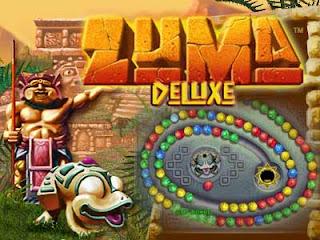 โหลดเกมส์คอม Zuma Deluxe ตัวเต็ม