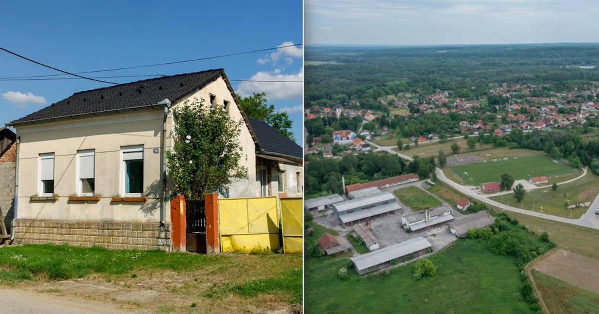 Town In Croatia Puts Homes On The Market For 16 US Cents To Boost The Local Population