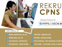 Pendaftaran CPNS 2018 Sebentar Lagi, Ini Hambatan Registrasi di sscn.bkn.go.id serta Solusi Lengkapnya