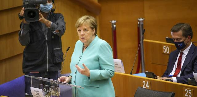 Μέρκελ: Η πανδημία οδήγησε στον περιορισμό των ανθρωπίνων δικαιωμάτων