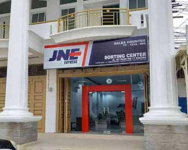 Alamat & Nomor Telepon Kantor JNE Kota Padang