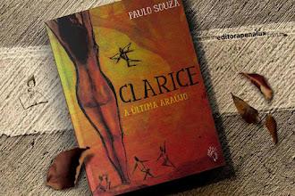 "Editora Penalux divulga capa e sinopse da obra ""Clarice, a última Araújo"""