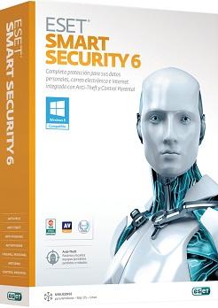 Baixar ESET Smart Security 6 + Ativação (x86 e x64)