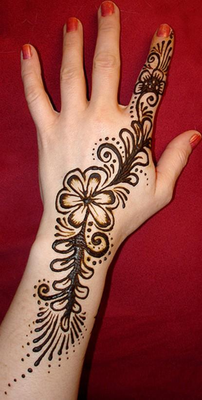 Mehndi Tattoo Designs: Beautiful Eid Collection For Girls Best Mehndi Designs