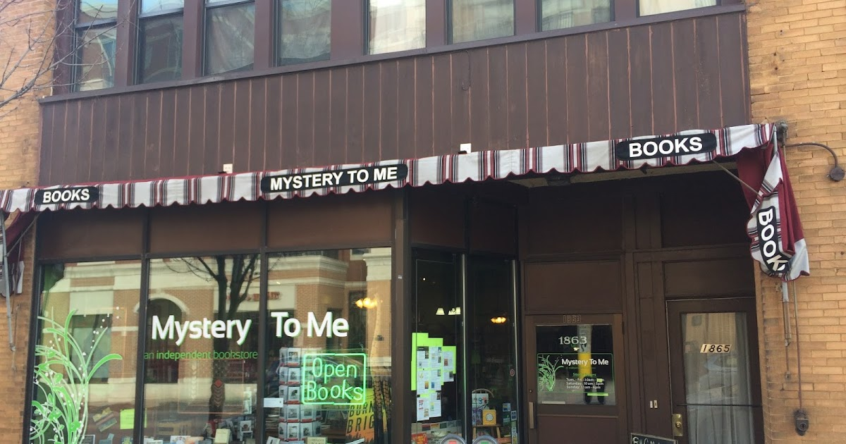 Mystery To Me >> The Indie Bob Spot Mystery To Me Madison Wi