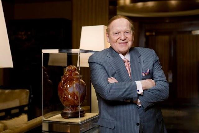 Quem é o bilionário judeu Sheldon Adelson ?