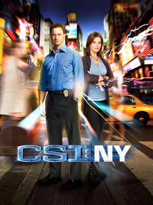 CSI New York Temporada 1 a la 5 Latino – Castellano