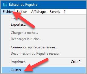 Mots-clés : Cacher, masquer, une partition, un lecteur, base de registre, Windows 10, sécurité, administration, trucs, astuces, comment faire, protéger l'ordinateur, valeur NoDrives
