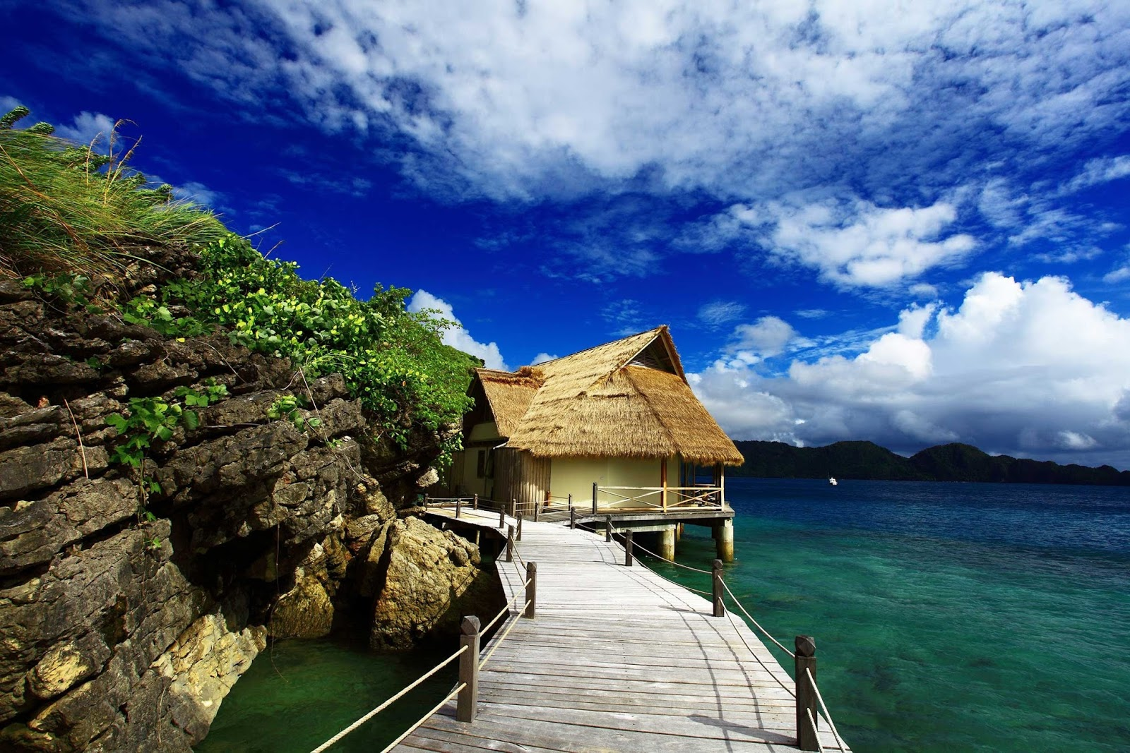 raja ampat island, misool island, tourist attraction