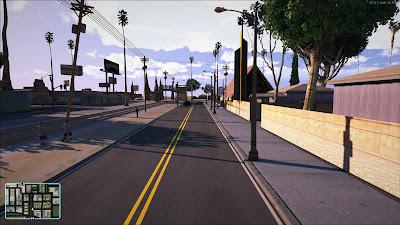 gta san andreas ultra realistic graphics mod